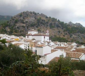 Casa rural en Grazalema - Grazalema - Hus