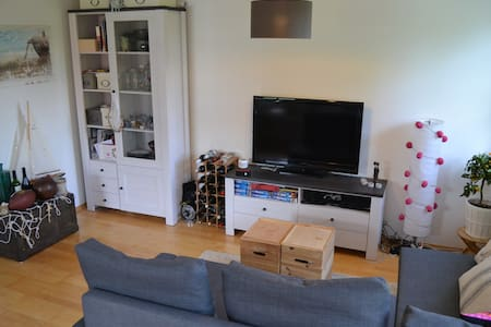Cozy & Green Apartment with Balcony near Ostpark - Munich - Appartement