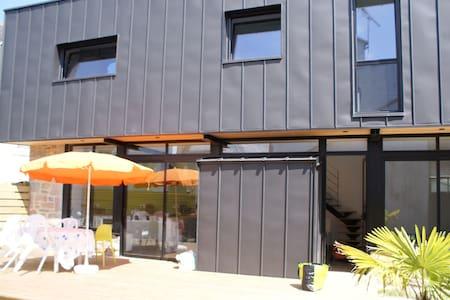 Maison archi centre village Wifi - House