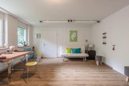 Naturreich mitten in der Stadt! Ankommen & Relaxen - Apartamento