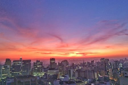 Fantastic View COPAN - Downtown - São Paulo - Loft