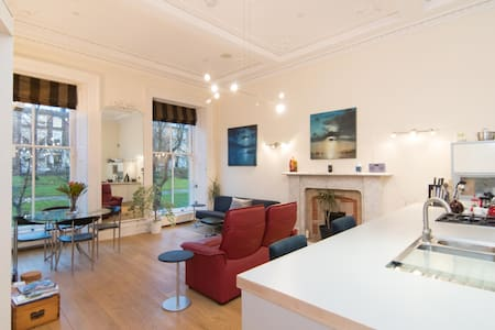 Beautiful flat, great location. - Glasgow - Apartment