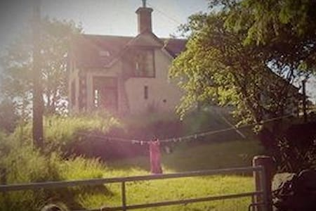 Davington Schoolhouse, whole house - Eskdalemuir - Pensione