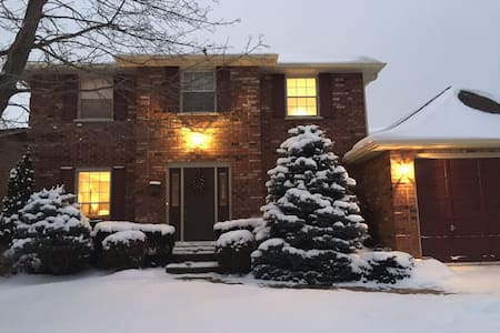 American Friends: Come to Canada! - Ancaster - Bed & Breakfast