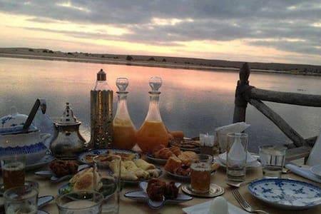 Riad Au bord de la mer - Muu