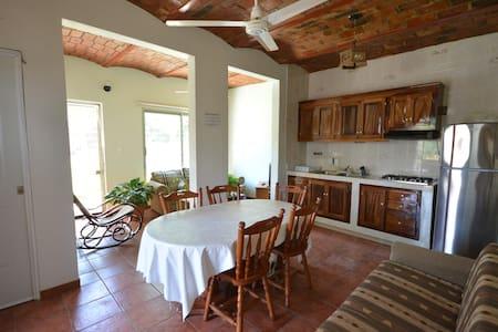 beach house Casa Rustica - Chacala - Rumah
