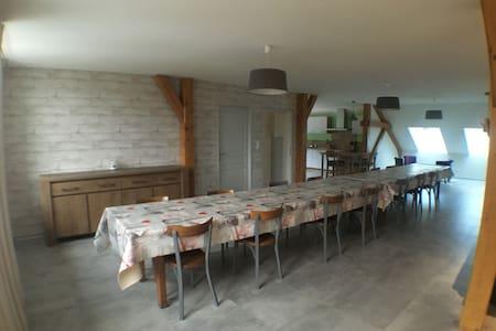grand gite du Vic  (28 couchages) - Ban-sur-Meurthe-Clefcy - House