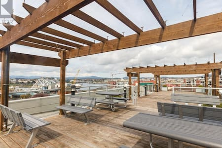 Loft on Yates - Downtown Victoria - Apartment