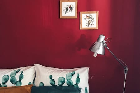 Big room with private bathroom - Lisboa - Apartment