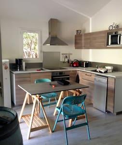 Petite villa dans résidence - Loupian - Villa