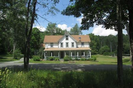 Catskill Farm House - Livingston Manor - Haus