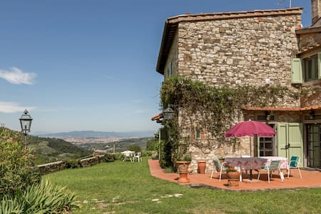 APARTMENT IN TUSCANY VILLA NEAR FLORENCE - Bagno a Ripoli