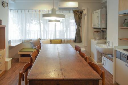 Dormitory, women only, 10 min to Shinjuku  R102 - Suginami-ku - Dormitorio
