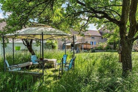 Au coin des jardins, Gîte 8/10 personnes - Fresnes-en-Woëvre - House