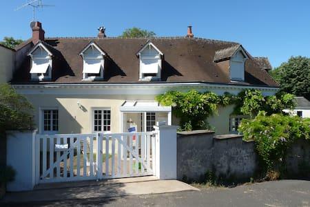 Maison familiale - Lussault-sur-Loire - House