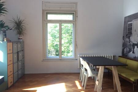 Eleganter Altbau, Grün und Zentrumsnah - Leipzig - Leilighet
