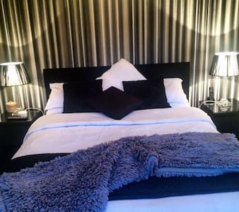 Double Room, Boutique Hotel decor. - Central Bedfordshire - Casa