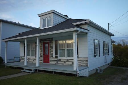 Maison avec cachet en milieu rural - Maison