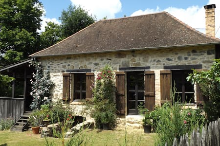 Holiday cottage in Dordogne. - House