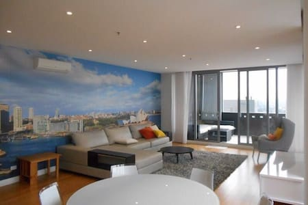 A Penthouse Room With A View - Apartament