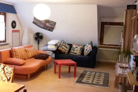 Apartment in quiet town - Daire