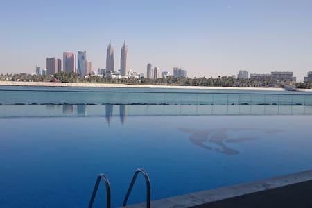 Full Sea View Palm Jumeirah Direct Beach Access - Dubai