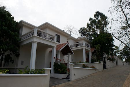 3 BHK Luxurious Villa Bonita Hill View # 13 - Villa