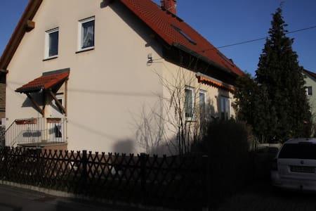 gemütliche 1,5 Zimmer-Wohnung in Machern - Condominium