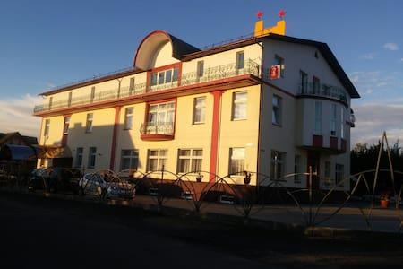 Мини-отель с чистой экологией близко от центра - Gästehaus