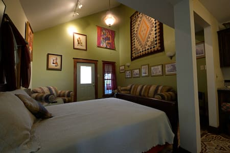 Cycler Roost - Marthasville - Guesthouse