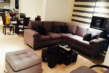 best room near to de airport and the downtown - Appartement