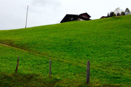 Alpcottage feeling in the beauty of the mountains - Adelboden