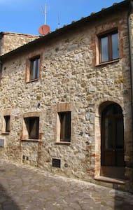 Castiglione d'Orcia, centro storico - Castiglione d'Orcia - Casa
