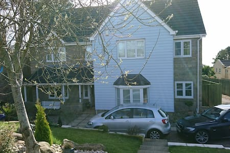 Double bedroom with own bathroom - Portishead - House