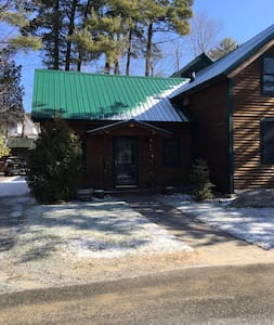 Lake Placid 1 Bedroom Adirondack Condo - Lake Placid - Selveierleilighet