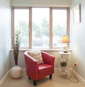 Central, spacious & peaceful place - Oranmore - Apartment