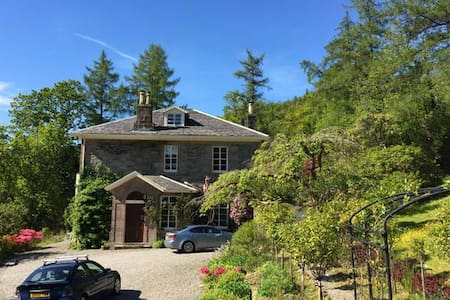 Victorian villa of great character - Garelochhead - Hus