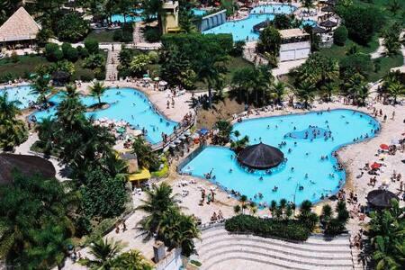 Aldeia das Águas Resort - Quartier - Barra do Piraí - Apartment