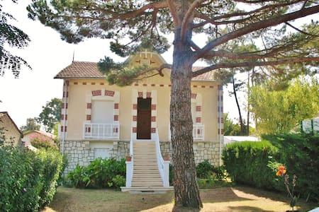 Villa 6 pers proche plage et centre - Meschers-sur-Gironde