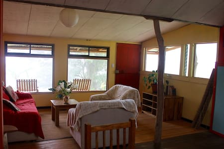 Cloud Forest Cottage, Guindon farm, Monteverde - Monteverde - Casa de campo