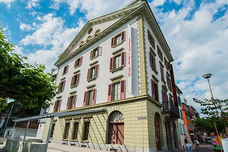 Vevey Hotel and Guesthouse - Vevey - Schlafsaal