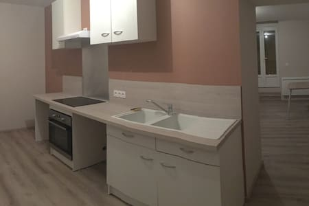 Joli Appartement 50m2 au coeur de Vals les Bains - Apartament