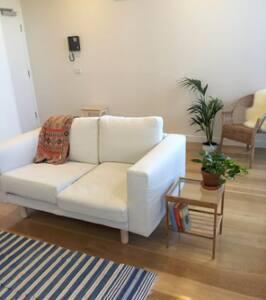Chic 1 bedroom apartment in Fitzroy - Huoneisto