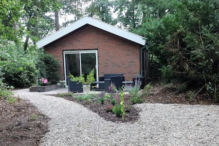 Comfortable cottage to explore from - Vierhouten - Zomerhuis/Cottage