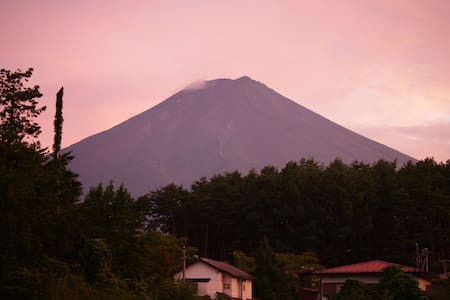 The Guest House is the foot of Mt.Fuji&Big nature② - Fujiyoshida-shi - Gistihús