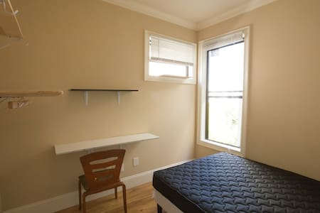 sgl Private room in an amazing co-op shared living - San Francisco - Schlafsaal