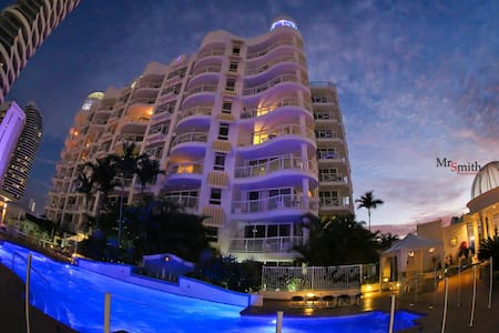 In the heart of Broadbeach, peace - Broadbeach - Apartment