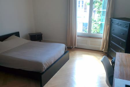 Nice Stylish flat in Bienne Center - Apartemen