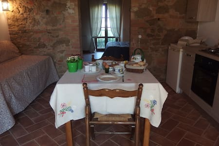 Girasole room - Torrita di Siena - House