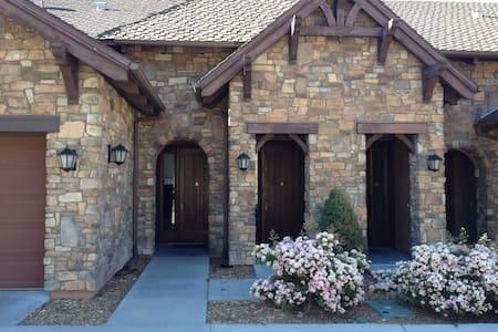 Luxury Villa in Big Bear Village Nicest Resort - Big Bear Lake - Villa